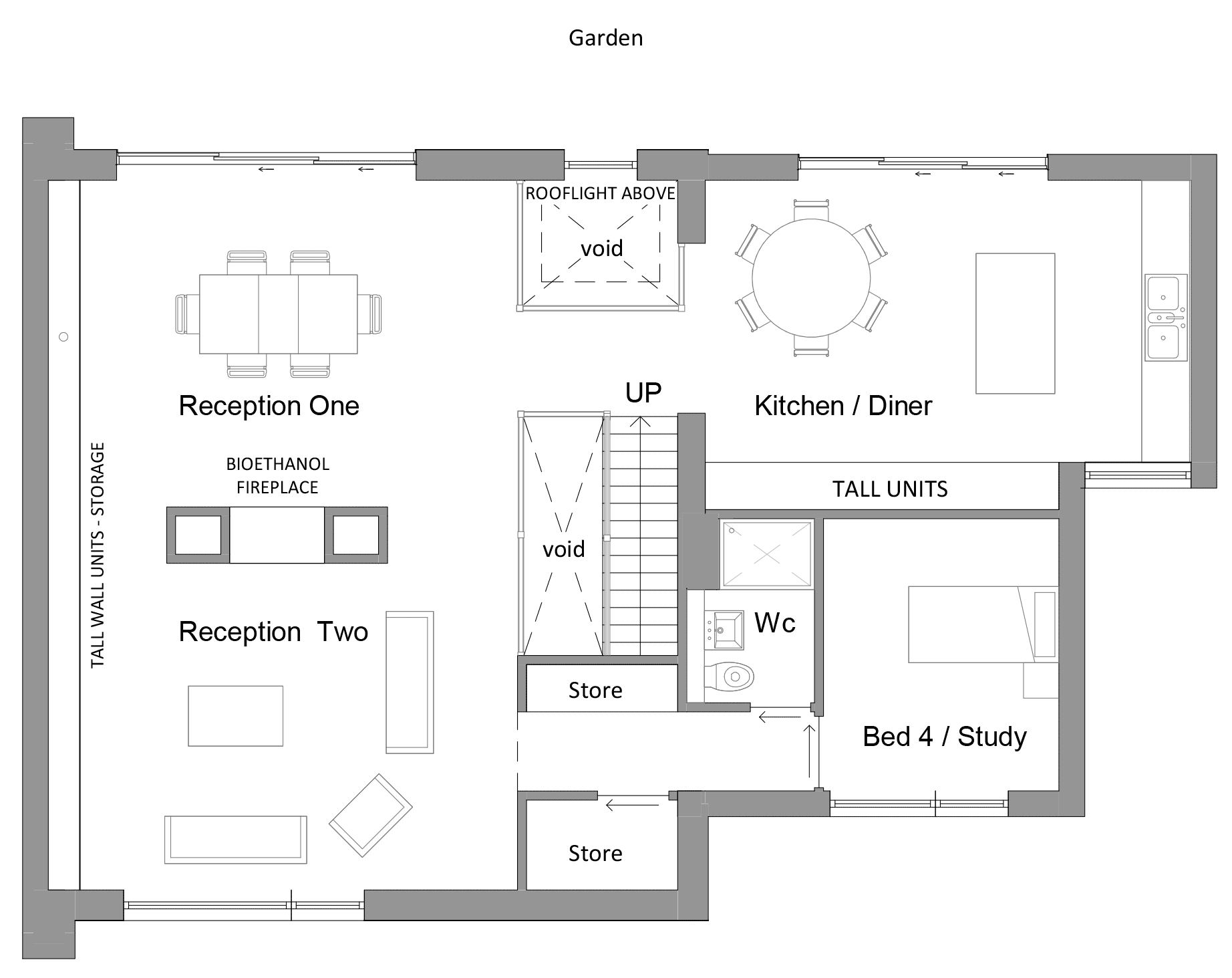 Plots 1-3 First Floor
