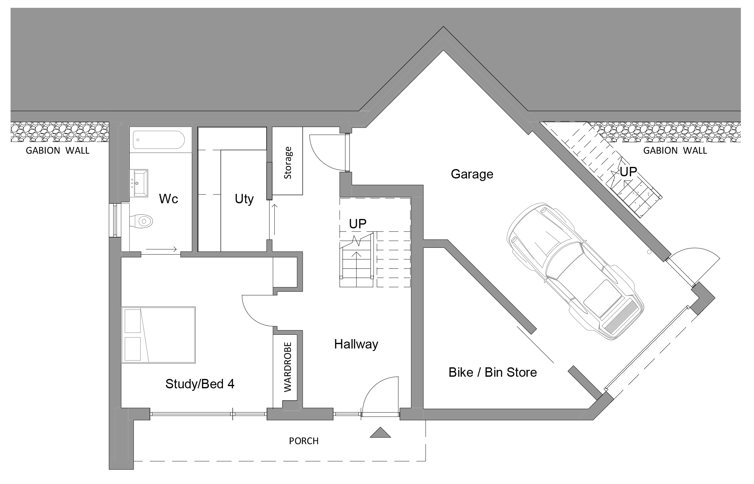 Plots 1-3 Ground Floor